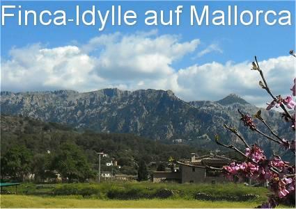 Fincaidyllen auf Mallorca