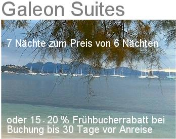 Galeon Suites