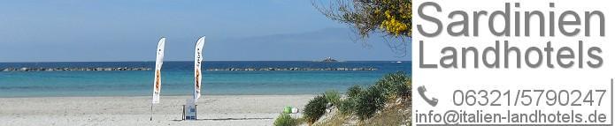 Sardinien Landhotels